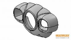 Motorhaube FunCub XL Multiplex 224434