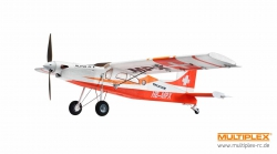 Pilatus PC 6 RR rot Multiplex 264291