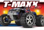 RTR Nitro T-Maxx  3.3 (XL) ohne Ladegerä Traxxas 294908
