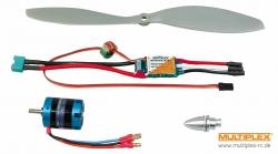 Antriebssatz ParkMaster Pro Multiplex 332652 Motor/Regler Tuning