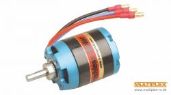 Aussenläufer E-Motor Himax C 3522-0990 m. Zubehör Multiplex 3330