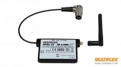 HF-Modul HFMx V2 M-LINK 2,4 GHz Multiplex 45613