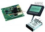 Com.HFMG2 M-LINK m.RX-9-DR + Telem.-Disp Multiplex 45668