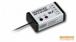 Empfänger RX-5 M-LINK ID7,2,4GHz Multiplex 55833