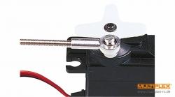 Metall-Kugelgelenk M2/2 St. Multiplex 713853