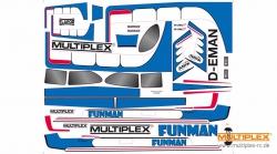 Dekobogen FUNMAN Multiplex 724397