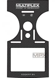 Aufkleber COCKPIT SX 7/9 Carb Multiplex 724403