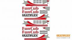 Dekorbogen FunCub Multiplex 724565