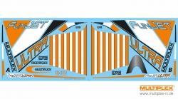 Dekorbogen FunJet ULTRA Multiplex 724570