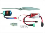 Luftschraube 10 x 5 / 25,4x12,7cm ThinElectric Multiplex 733106