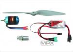 Luftschraube 11x5,5/28x14cm Electric Multiplex 733179