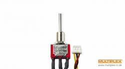 3-Stufen-Schalter EIN/AUS/EINkurz (Micr Multiplex 75752