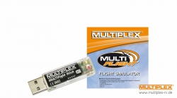 MULTIflight Stick mit MULTIflight CD Multiplex 85147