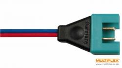 Kabel mit Stecker M6-Stecksystem (2,5mm² Multiplex 85176