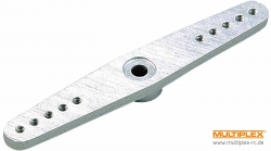 Servohebel Alu 6mm (24x) für Multiplex 85265