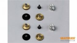 Zahnradsatz Metall für Tiny- S (2x) Multiplex 893276