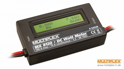 Watt-Meter MX 8120 Multiplex 92549