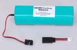 9.6v 2000mAh Eneloop Tx Pk Sq Sanyo