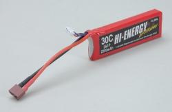 Hi-Energy 2S 2200mAh 30C Li-Po Hi-Energy O-HE2S1P220030A