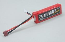 Hi-Energy 3S 1800mAh 30C Li-Po Hi-Energy O-HE3S1P180030A