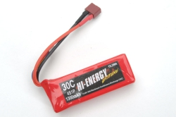 Hi-Energy 4S 1300mAh 30C Li-po Hi-Energy O-HE4S1P130030A