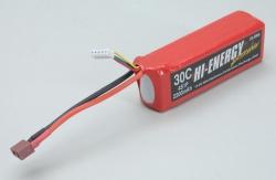 Hi-Energy 4S 2200mAh 30C Li-Po Hi-Energy O-HE4S1P220030A