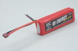 Hi-Energy 4S 3200mAh 30C Li-Po Hi-Energy O-HE4S1P320030A