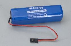 9.6v 1200mAh Ni-MH Tx Pk Sq Hi-Energy