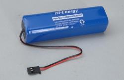9.6v 2200mAh Ni-MH Tx Pk Sq Hi-Energy