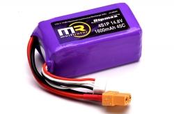 MR 4S 1600mAh 45C Li-Po w/XT60 MR