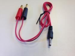 Ladekabel Futaba Sender 3,5/1,2mm 600mm lang ripmax O-XLD364-0600T