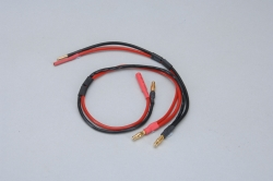 Ladekabel-Gold Verbinder 4mm/2mm