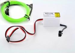 LK-0029GN LED-Leuchtschnur Tuning Set grün 31735