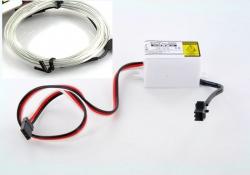 LK-0029LB LED-Leuchtschnur Tuning Set hellblau 31736