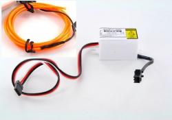 LK-0029OR LED-Leuchtschnur Tuning Set orange 31737