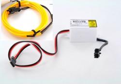 LK-0029YW LED-Leuchtschnur Tuning Set gelb 31741