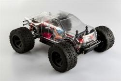 EMB-MTH 1:14 Mini Brushless Monster Truck RTR Metall 31822