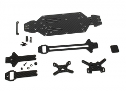 Tuning Carbon KIT 2,5mm  f�r LC-Racing Buggy - Monster Truck 770