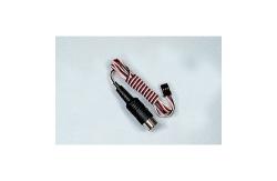 DSC- Kabel DIN FC18, 28, FF3-8, 1024 9Z Futaba P-AT2101