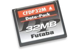 Futaba CF-Card 12Z/14MZ/FX40 (32MB) Futaba P-CF/32