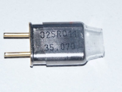 Futaba Kan. 92 (40.985MHz) FM Empf Quarz DS ripmax P-CRR40-92DC