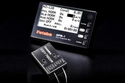 Futaba FUTABA CGY760R Gyro mit GPB-1 Programmer Futaba P-GY760R-GBP1
