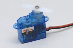 New Power XL-3.7 Servo NP