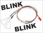 LED Kabel blinkend (weiss) Pichler C5453