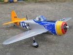 P-47 Thunderbolt EP / Combo Pichler C6612
