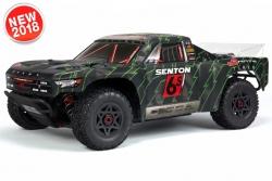 Arrma - Senton 6S BLX 4WD - 1/10 SC Truck RTR - ohne Akku und Ladegerat  AR102673 Hobbico