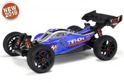 Arrma - Typhon 6S BLX 4WD - 1/8 Buggy RTR - ohne Akku und Ladegerat AR106028 Hobbico