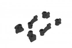 Arrma - Karosseriehalter Befestigung AR320365 Hobbico