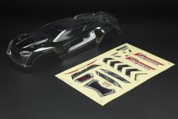 Arrma - Clear Bodyshell with Decal  Fazon AR402194 Hobbico