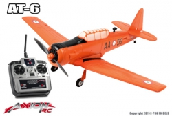 Axion RC - AT-6, RTF 2.4gHz Mode 1 AX-00130-01M1 Hobbico